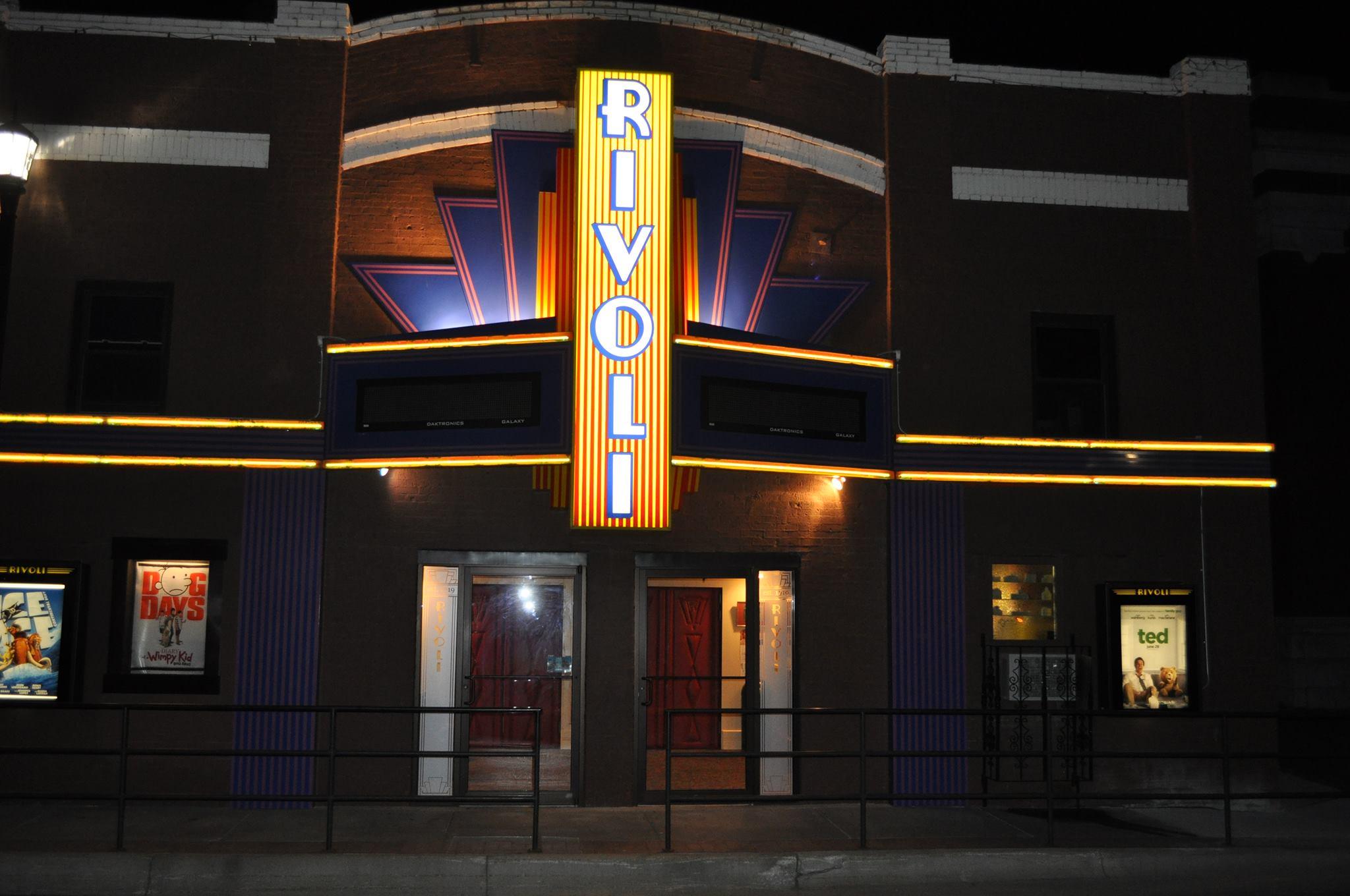 Rivoli Theatre - Seward, NE